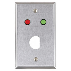 Alarm Controls Wall Plates - RP-4