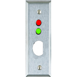 Alarm Controls Wall Plates - RP-3