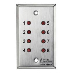 Alarm Controls Monitoring / Control Stations Consoles - ZP-8
