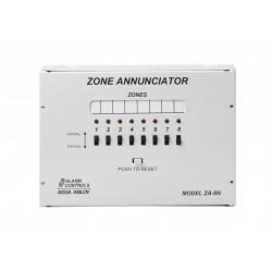Alarm Controls Eight Zone Annunciator ZA-8N
