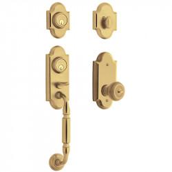 Baldwin 85365 Ashton Two Point Lock Handleset