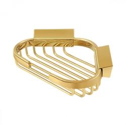 """Deltana WBC6050 Wire Basket, 6"""" x 5"""" Triangular Corner"""