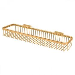 """Deltana WBR1851 Wire Basket 17-1/2""""x 4-3/8"""", Rectangular"""