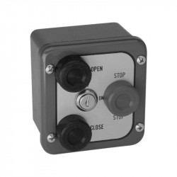 Camden CI-3BX Series Exterior Use Control Station