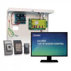 Camden CV-350 TCP/IP Access Control System Four Door System Kit