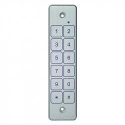 Camden CV-626/634 Series Piezoelectric System Keypad