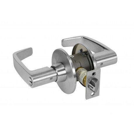 Sargent 11 Line Bored Lock with T-Zone Constrution OL EB, BP
