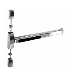 Sargent ET 8700 Surface Vertical Rod Exit Device w/ Gramercy, Wooster Square, Grant Park Levers