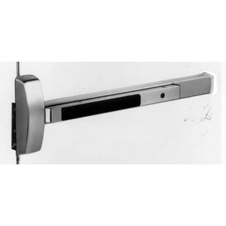 Sargent ET 8600 Series Concealed Vertical Rod Exit Device w/ Gramercy, Wooster Square, Grant Park Levers