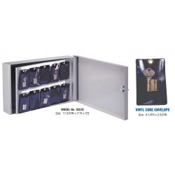 Lund Lock Core Envelope Cabinet (Includes Lock Core Evelopes)
