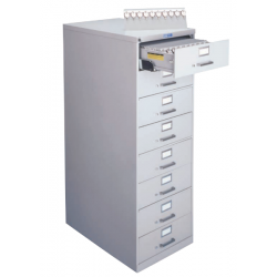 Lund 2800 Line Eight Drawer Key Cabinets