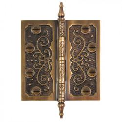 Brass Elegans LF Solid Brass Lafayette Hinges