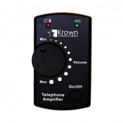 Krown Manufacturing ILAX35 In-Line Telephone Amplifier
