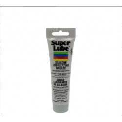 Super Lube 92003 Synco Silicone Lubricating Grease with Syncolon (Pkg of 12)