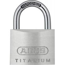 Abus 54TI/30 Titalium Solid Body Aluminum Padlock