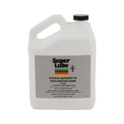 Super Lube 52040 Synco Synthetic Lightweight Oil (Pkg of 4)