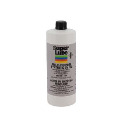 Super Lube 51030/UV Synco Multi-Purpose Synthetic UV Oil with Syncolon (Pkg of 12)