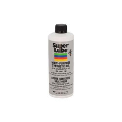 Super Lube 51025 Synco Multi Purpose Synthetic Oil with Syncolon (Pkg of 12)