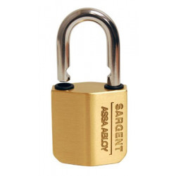Sargent Keso 857 Padlocks (Locked Position Only)