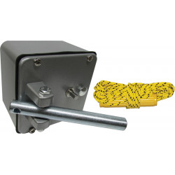 Camden CI-SCP1 Diecast Aluminum Enclosure, Ceiling/Wall Pull Switch, SPDT Momentary