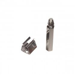 Colonial Bronze 103W/103M Long Shutter Holder Masonry/Wood Application