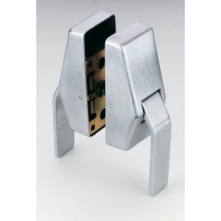 Schlage / Glynn-Johnson HL6 Combination Push / Pull Hospital Latch and Mortise Lock