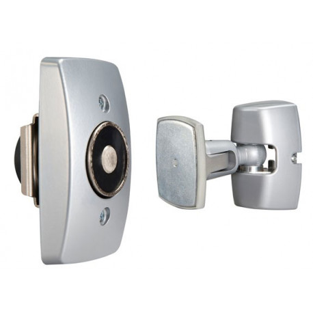 Rixson 994M Electromagnetic Door Holder, Wall Mounted Adjustable Armature
