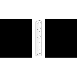 Markar HG310 Swing Clear/Guard Pin & Barrel Hinge