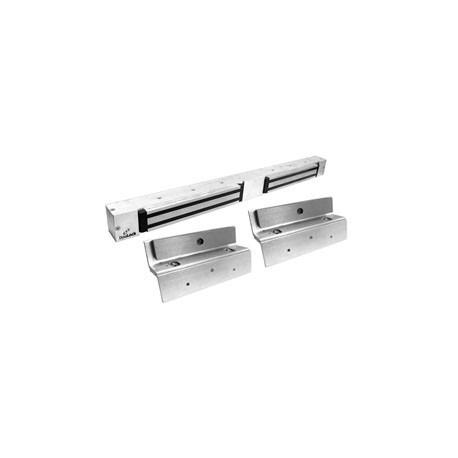 DynaLock 2268-TJ20 Double/Inswing Lock, 12/24 VDC