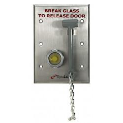 DynaLock 7075 Break Glass Station