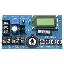 DynaLock 7086 7-Day Programmable Digital Timer, 12/24 VAC/VDC