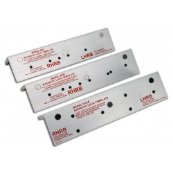 DynaLock 4940 Metal Template for 3101B/3101C