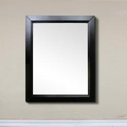 """Bellaterra 7610 30 In Mirror-Espresso - 30x1x36"""""""