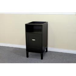 "Bellaterra 7711 16 In Cabinet-Wood-Espresso - 16x20x32.3"""
