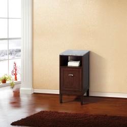 "Bellaterra 7711 16"" Cabinet-Wood-Sable Walnut - 16"" x 20"" x 32.3"""