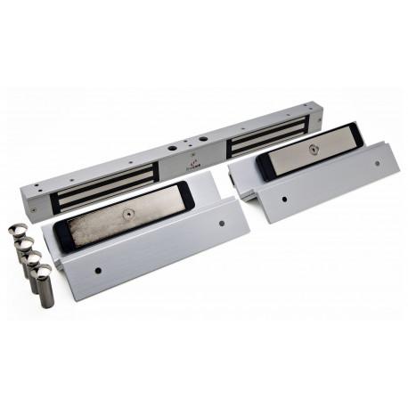 DynaLock 2522TJ2 650lb mini & bantam mini electromagnetic locks