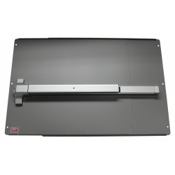 "Lockey PS-1124 Panic Shield 24"" Compatible with Lockey PB-1100"