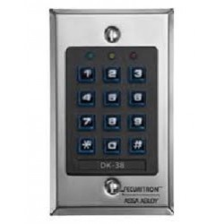 Securitron DK-38 Digital Keypad
