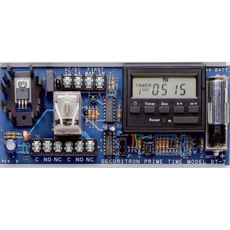 Securitron DT-7 Prime Time Digital Timer