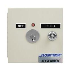 Securitron FAR Fire Alarm ResetPower Transfer