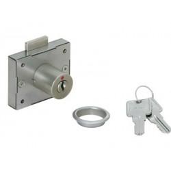 "Sugatsune 2200QL-24 Drawer Cabinet  Lock - 24mm (15/16"") Door Thickness"