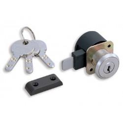 """Sugatsune 1300SK Wood Door Cam Lock (1/2"""" Door)"""