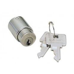 "Sugatsune 2100B Push Lock - 20mm (25/32"") Metal Frame Thickness"