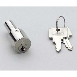 "Sugatsune 6300 Push Lock - 19mm (3/4"") Metal Frame Thickness"
