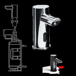 ASI 0391-(N) Ez Fill™ Stand-Alone Liquid Soap Dispenser Heads
