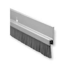 Pemko 18061_NB (DB) Brush Seal / 180 Degree Aluminum Retainer