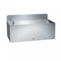 ASI 0044-A Surface Mounted Wall Urn