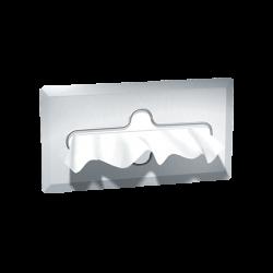 ASI 02594 Facial Tissue Dispenser – Recessed