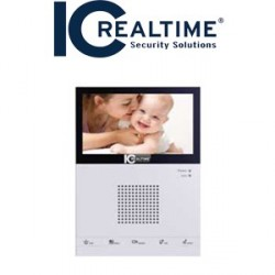 """IC Realtime IH-D7210   7"""" Color Indoor Monitor"""