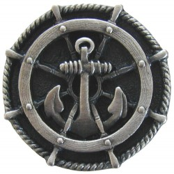 Notting Hill NHK-135 Ship's Wheel Knob 1-5/16 diameter